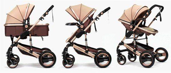Детски летни колички