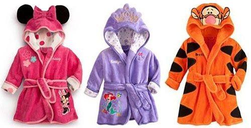 Бебешки хавлии и халати