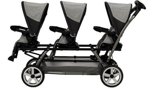 Бебешки колички за близнаци