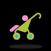 Bebeland - Детски летни колички