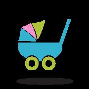 Bebeland - Бебешки колички за близнаци