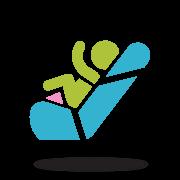 Bebeland - Детски столчета за кола група 2 и 3 (15-36 кг.)