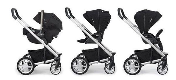 Комбинирани бебешки колички