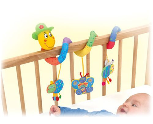 Детско легло - играчка