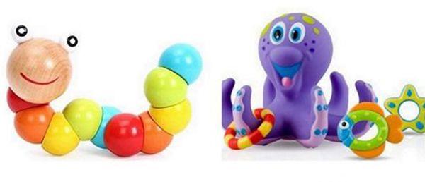 Детски активно-двигателни играчки