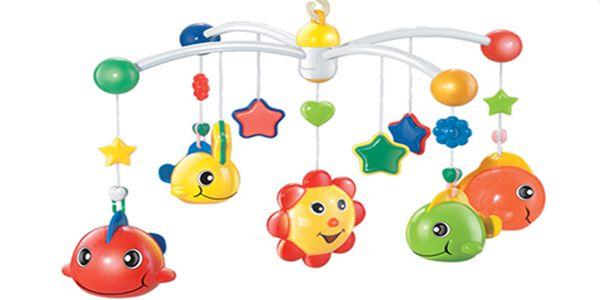 Играчки за детско легло