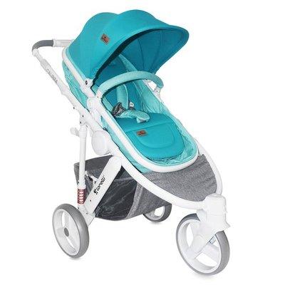бебешка количка 2в1 CALIBRA 3 Lorelli Aquamarine