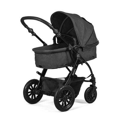 бебешка количка Kinderkraft черна