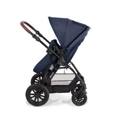 бебешка количка Moov KINDERKRAFT синя