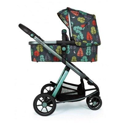 бебешка количка 2в1 Giggle 3 Hare Wood Cosatto