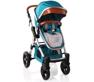 бебешка количка Luxor CANGAROO тюркоаз