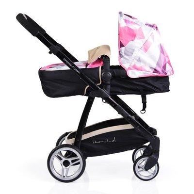 бебешка количка Rachel CANGAROO розов