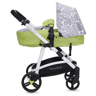 бебешка количка Rachel CANGAROO зелена