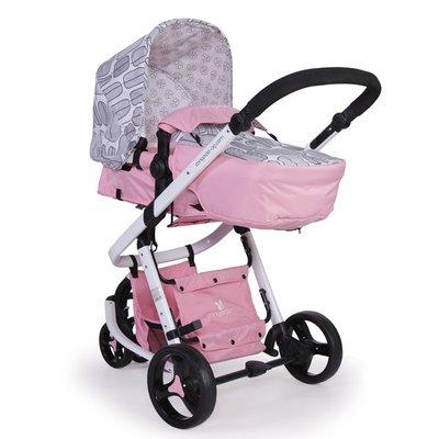 бебешка количка Sarah CANGAROO розова