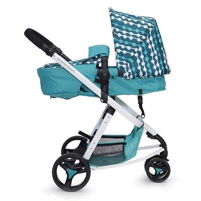 бебешка количка Sarah CANGAROO синя
