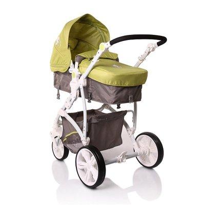 детска количка Tala MONI зелена