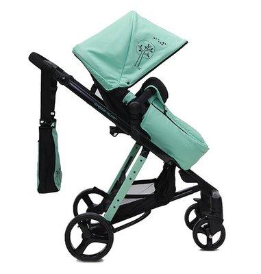 бебешка количка X-Point CANGAROO зелена