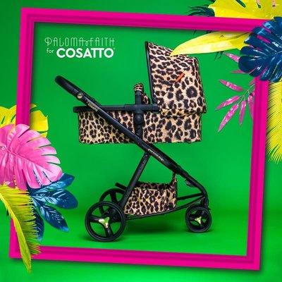 бебешка количка 2в1 Giggle 3 Special Edition Cosatto