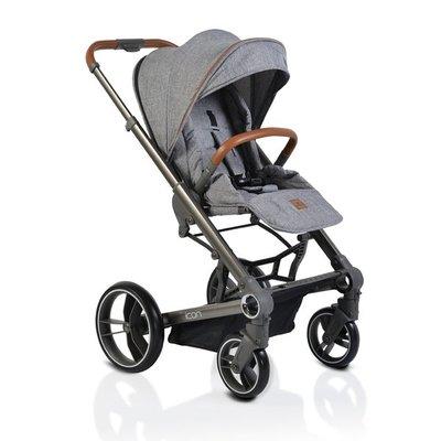 детска количка Icon 2в1 Cangaroo сив