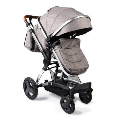 детска количка Veyron Moni светло сив