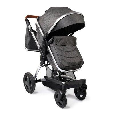 детска количка Veyron Moni тъмно сив