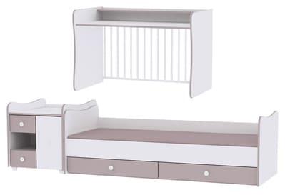 Детско легло MiniMax вариант А