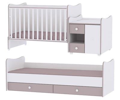 Детско легло MiniMax вариант B