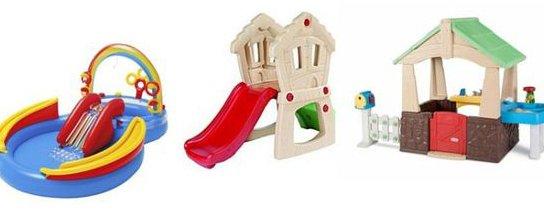 Градински играчки