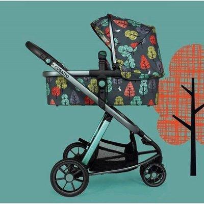 бебешка количка 3в1 Giggle 3 Hare Wood Cosatto