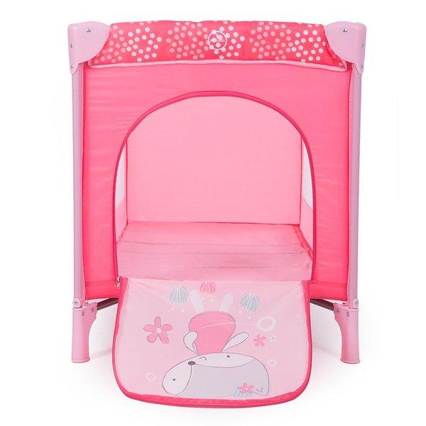 detska-koshara-2-niva-pijama-party-kikkaboo-pink-fox-5.jpg - 4
