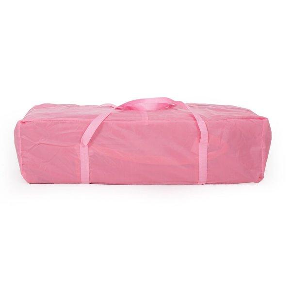 detska-koshara-2-niva-pijama-party-kikkaboo-pink-fox-6.jpg - 5