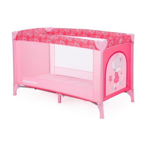 detska-koshara-pijama-party-kikkaboo-pink-fox.jpg - 1