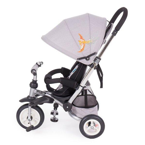 detska-trikolka-vetta-kikkaboo-grey-melange-air-wheels-3.jpg - 3