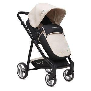 Комбинирана бебешка количка Rachel CANGAROO - каки