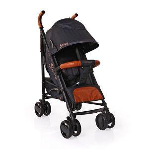 Лятна детска количка Sunny CANGAROO - черна