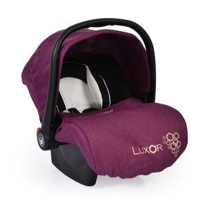 Детско столче - кошница за кола Luxor CANGAROO - лилаво