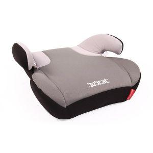 Анатомична седалка за кола 15-36 кг. Bobcat CANGAROO - сива