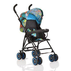 Лятна бебешка количка Billy MONI - сини пеперуди