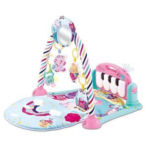 Активна гимнастика Piano KIKKABOO - Pink Rainbow