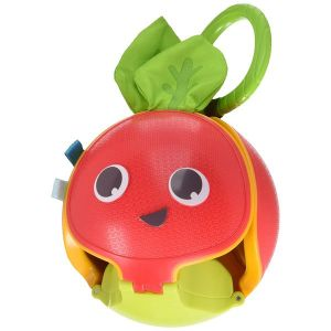 Активно-двигателна играчка Explore&Play Apple TINY LOVE