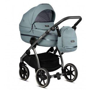 Бебешка количка 2в1 Uno 3+ TUTIS - Menta