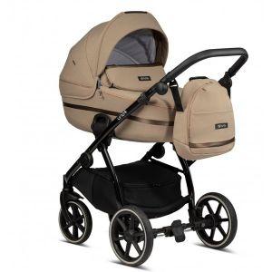 Бебешка количка 2в1 Uno 3+ TUTIS - Nougat