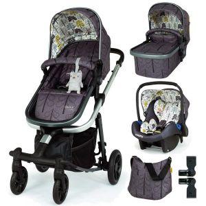 Бебешка количка 3в1 Giggle Quad Fika Forest COSATTO