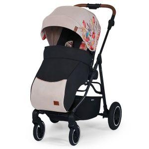 Бебешка количка ALL ROAD KINDERKRAFT - птици