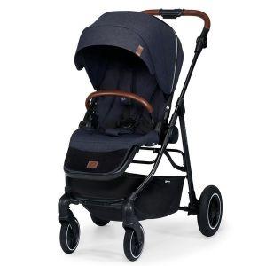 Бебешка количка ALL ROAD KINDERKRAFT - синя