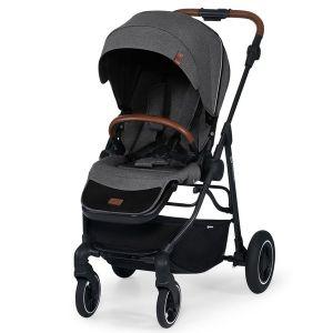 Бебешка количка ALL ROAD KINDERKRAFT - сива