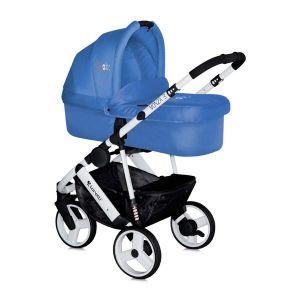 Детска количка MONZA 3 2в1 LORELLI - Blue