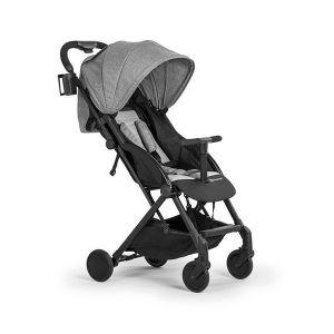 Бебешка количка PILOT KINDERKRAFT - сива