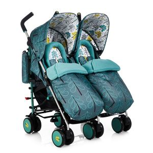 Бебешка количка за близнаци SUPA DUPA Fjord COSATTO