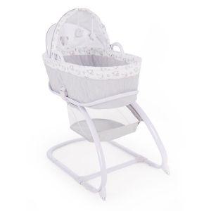 Кошара за новородено Welcome Baby KIKKABOO - Grey